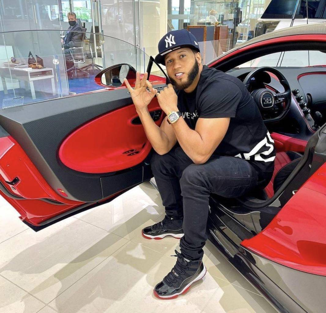 5 Best  News Here look what happen to El_Alfa Bugatti